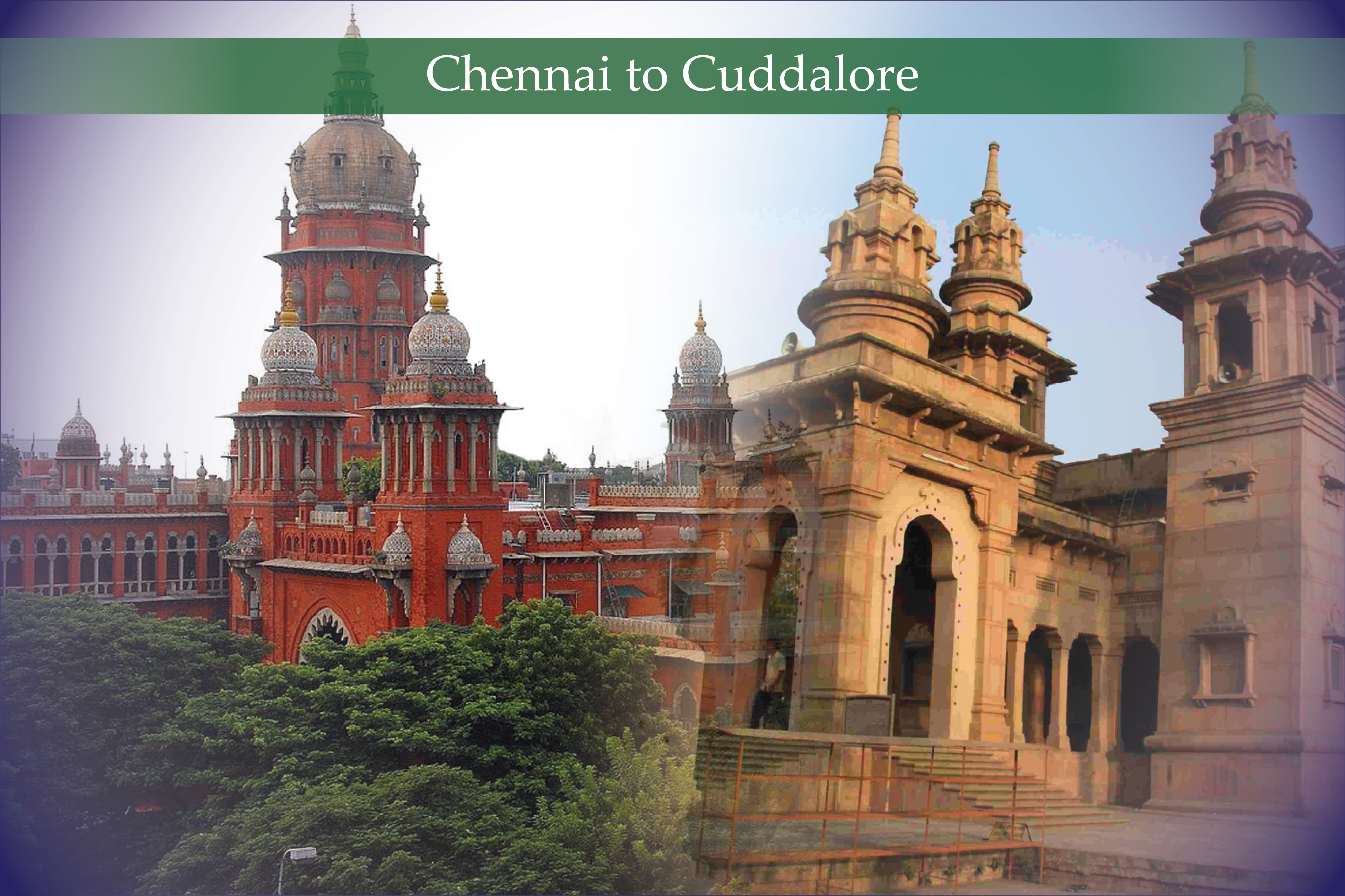 chennai to cuddalore cab