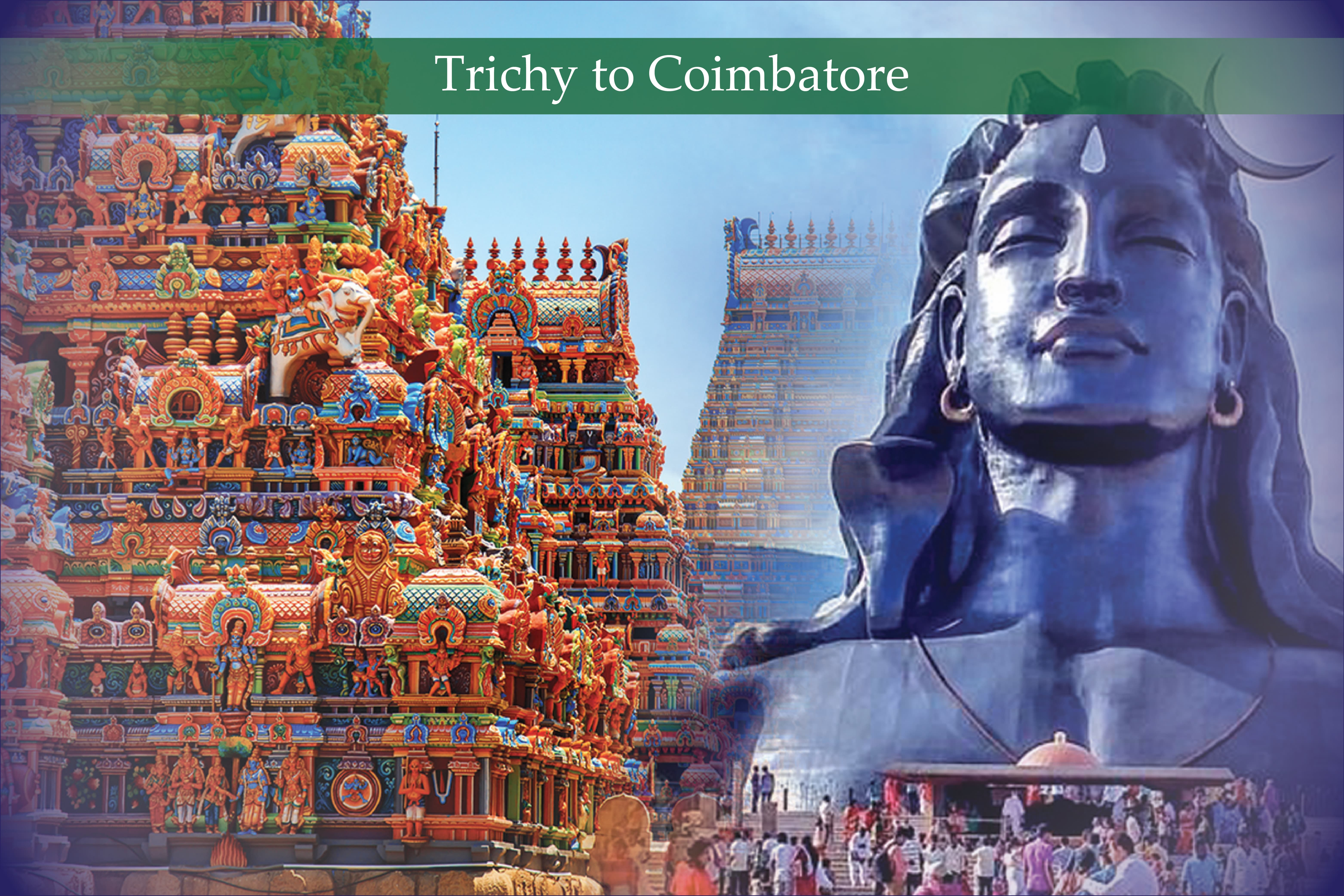 trichy to coimbatore cab