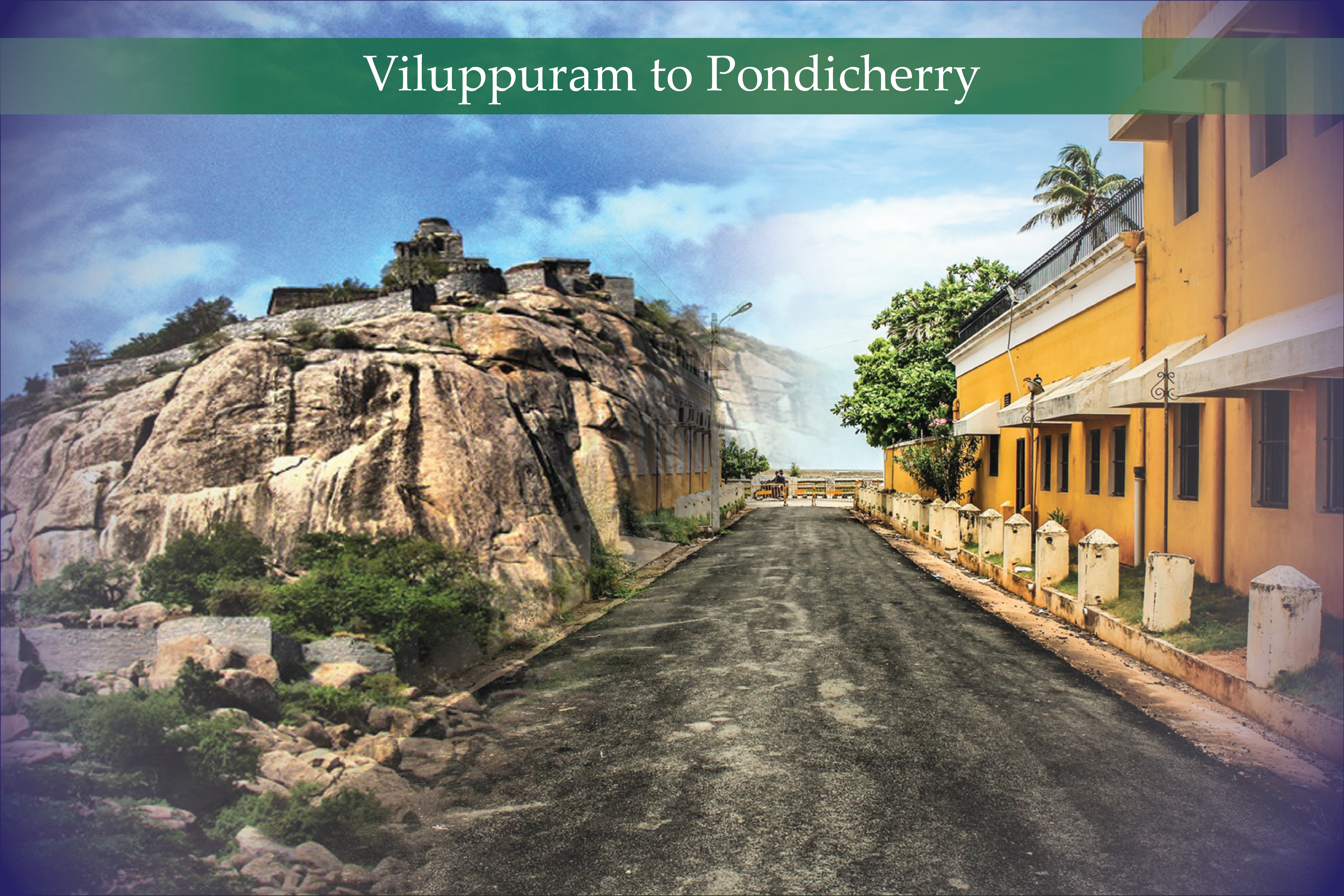 villupuram to pondicherry taxi